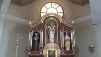 Ołtarz św. Jacka w Stanowicach