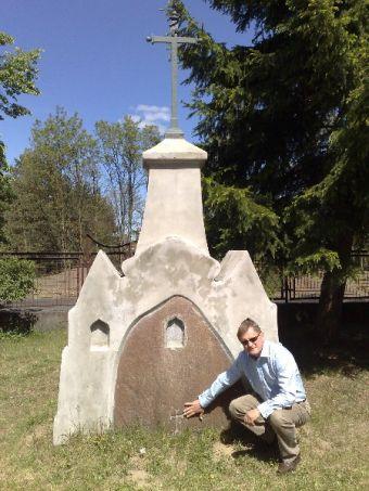 Kamien w Wyszogrodzie