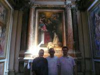 przed kaplica