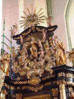 Figuralna Scena Wniebowzięcia Matki Bożej