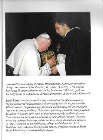 Czytaj więcej: Jan Paweł II oddaje hołd relikwii...